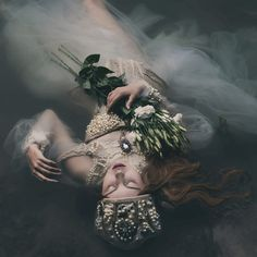 Ophelia by Voodica on 500px