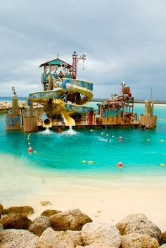 Castaway cay playground Bahamas..omg so much fun!!!