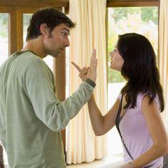 Ces couples qui se disputent sans arrêt mais continuent de s'aimer