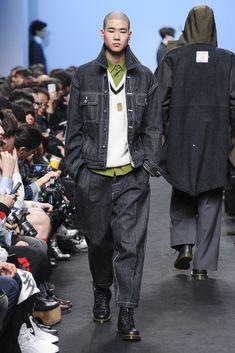Münn Seoul Fall 2018 Fashion Show Collection