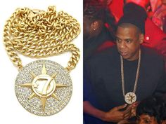 ICED OUT 5PERCENTER 7STAR PENDANT FRANCO CHAIN NECKLACE JAYZ MELO HIP HOP GOLD #Pendant