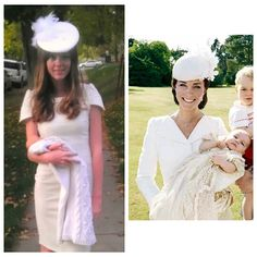 Melody Brown (from The 5 Browns ) #HalloweenCostume #PrincessKate and baby Charlotte. #DuchessofCambridge #KateMiddleton