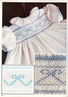 Smocking from Amoel Patchwork