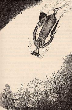 Mary Shepard - Mary Poppins