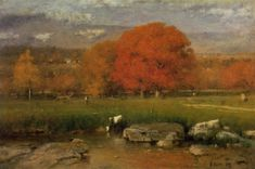 It's About Time: American Landscape painter George Inness 1825-1894