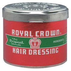 Royal Crown Hair Dressing Pomade 5 oz
