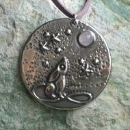 Unique handmade gifts in copper and pewter by The Owl and the Pussycat on Folksy