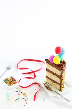 The Birthday Cake!   Sprinkle Bakes