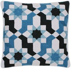 Toubkal Blue from the Studio Collection by The Rug Company
