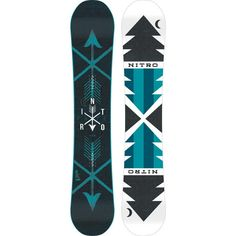 Nitro Fate Zero Womens Snowboard 2015 People keep coming back to this board for…