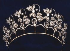 Early 20th century tiara, Faberge workshops for Duke of Westminster.
