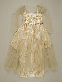 Wedding ensemble  Madeleine and Angels     Date:      1917  Culture:      American or European  Medium:      [no medium available]  Dimensions:      [no dimensions available]