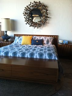 Wonderful mid century bedroom set