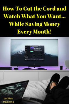 Free Guide to Cord Cutting helps you design a custom plan for your home. All the information and resources to help you get started. Flat Tummy Tips, Hbo Go, Tv Services, Do You Know What, How To Make Notes, Survival Tips, Money Saving Tips, Live Life, Cord