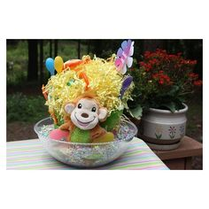 Rainbow Jungle Baby Diaper Cake Jungle Baby Shower Neutral Diaper Cake and other apparel, accessories and trends. Browse and shop 1 related looks. #SpecialTweek