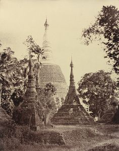 Captain Linnaeus Tripe: Photographer of India and Burma, 1852-1860 - V&A Exhibition from 24 June - 11 October, 2015
