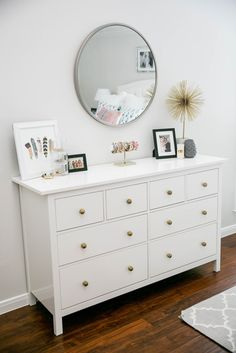Ailee Petrovic 150923 is part of Diy bedroom decor - Bedroom Makeover, Bedroom Design, Dresser Design, Dresser Decor Bedroom, Interior Design Bedroom, Diy Bedroom Decor, Bedroom Decor, Bedroom Redesign, Aesthetic Room Decor