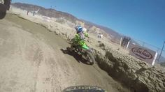 Two Fast Laps With Alex Martin at Glen Helen #motocross #extreme #sports