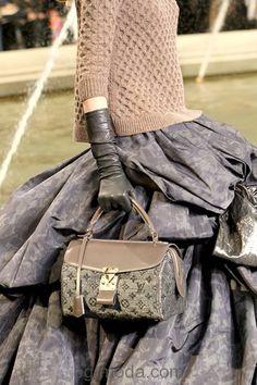 Louis Vuitton....Princess for a day!