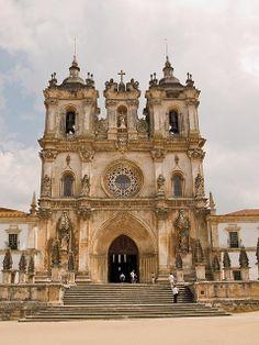 Eglise d'Alcobaça - Portugal