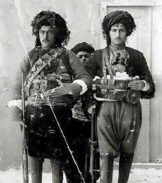 Kurdish Soldiers date unknown .