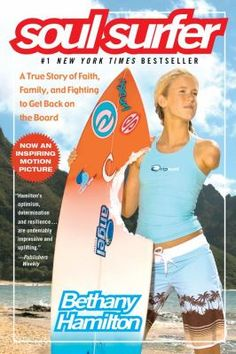 Bethany Hamilton shares the story of her lifelong love of surfing, and tells how she was able to recover and return to competition with the help of her family, friends, and faith after losing her arm in a shark attack at the age of thirteen.  921 HAM
