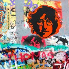 After the Beatles Broke Up...  After The Beatles break-up in 1970, each member enjoyed successful musical careers.   Lennon, above, was shot and killed in December 1980, and Harrison died of lung cancer in November 2001.   McCartney and Starr, the remaining members, remain musically active.   (Shutterstock image)