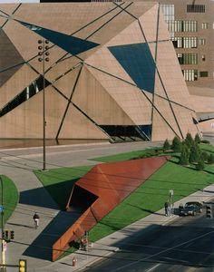Gateaway Landmark (United States)  Antoine Predock Architect, Constance DeJong