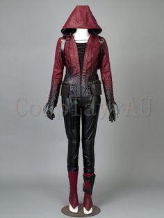 Arrow Speedy Thea Queen Cosplay Costume Custom  #cosplayau #CompleteOutfit