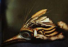 Slavic Siberian Bird Mask