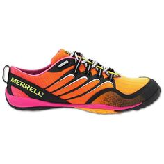 Minimalist running shoes by Merrell 125.00 LOVE THE COLORS---