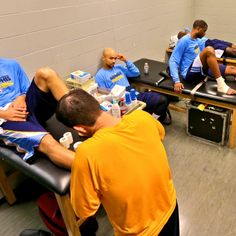 NBA's Wonderful Toys: The Technology Used in NBA Training Rooms