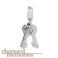 Charmed Memories Detroit Lions Charm Sterling Silver uUsLA0w