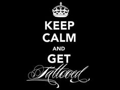 Get tattooed #tattoo #quotes