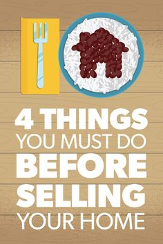 Selling your house can be stressful. Do these 4 things to make the process much easier!