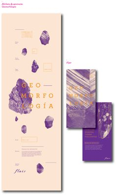 Aficheta Seminario - Festival Fluir by Celeste Mazzariol