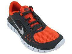 0fc89e8260 Nike Free Run 3 (GS) Boys Running Shoes 512165-801