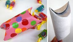20 things to do with … toilet paper rolls
