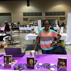So this weekend I attended the Black Writers and Book Club Literary Festival #BWABC in Memphis TN. This was the first out of town book event that I've attended since I started writing in 2012. I w...