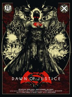 Batman V Superman: Dawn of Justice   by Nikita...   XombieDIRGE
