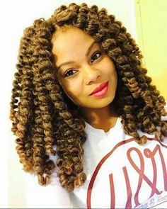 Crochet Hair Miami : ... com curly big hair Pinterest Kanekalon Hair, Braids and Crochet
