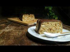 Πανεύκολος κορμός Μωσαϊκό ο πιο νόστιμος και αφράτος που ίσως φάγατε ποτέ. Μια συνταγή για έναν κορμό κατσαρόλας με βελούδινη κρέμα βανίλιας και βουτηχτά Greek Recipes, Banana Bread, The Best, Cheesecake, Pudding, Sweets, Eat, Cooking, Desserts