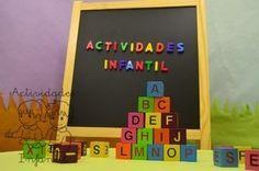 articuloseducativos.es: JUEGOS PARA APRENDER LAS LETRAS » Actividades infantil
