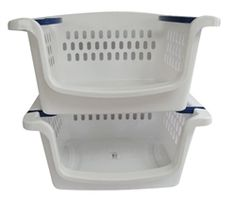 Stackable Laundry Baskets Endearing Open Stackable Laundry Baskets  Catalog List New  Starplast  Home Design Decoration