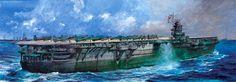 Portaaviones Zuikaku en 1944