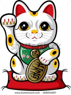 stock-vector-beckoning-cat-168934007.jpg (351×470)