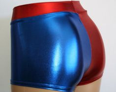 Harley Quinn Suicide Squad Cosplay Booty Shorts in by DillyDuds