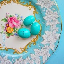 extra sweetness in robin egg's blue, thanks for mentioning @This SundayChild