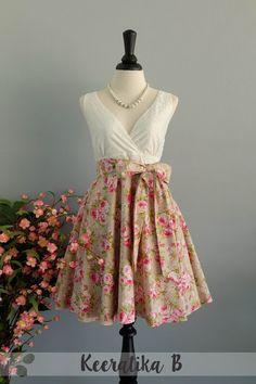 Ma dame II printemps été robe bain de par LovelyMelodyClothing Robe De  Soirée, Printemps Été 99e8a074efa8
