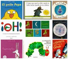 Libros infantiles imprescindibles de 0-6 años Album Jeunesse, Elementary Spanish, Lectures, Projects For Kids, Early Childhood, Book 1, Childrens Books, Preschool, Classroom